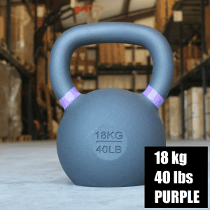 Kettlebell Kings - 18 kg - Purple