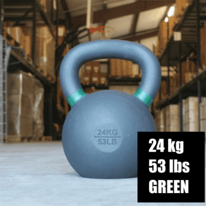 Kettlebell Kings - 24kg - Green