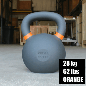 Kettlebell Kings - 28kg - Orange