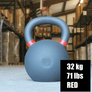 Kettlebell Kings - 32kg - Red