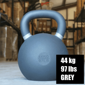 Kettlebell Kings - 44kg - Grey
