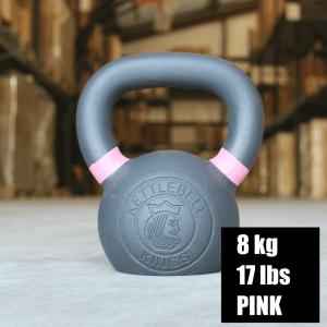 Kettlebell Kings - 8 kg - Pink