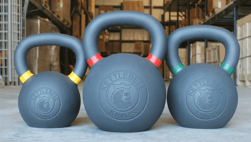 Kettlebell Kings - Kettlebell Set - The Archdukes