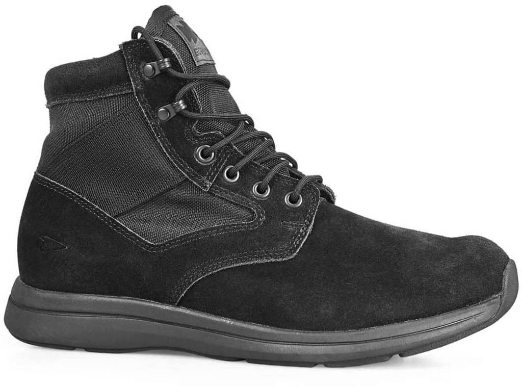 GORUCK MACV-1 Black Suede Rucking Boot
