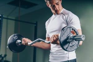 LIfting weights can raise your heart rate also