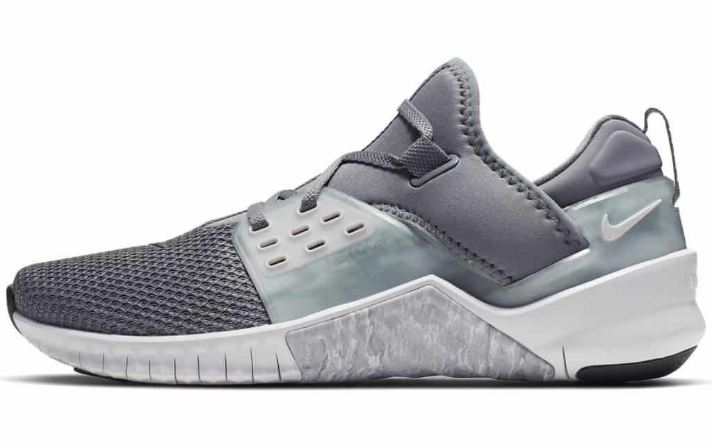 Nike Free X Metcon 2 in COOL GRAY / PURE PLATINUM-WOLF GRAY-BLACK