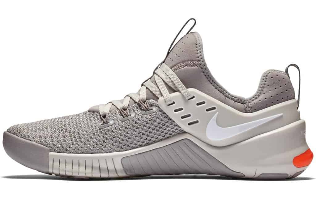 The Nike Free x Metcon Training Shoe combines the lightweight flexibility of Nike Free with the
