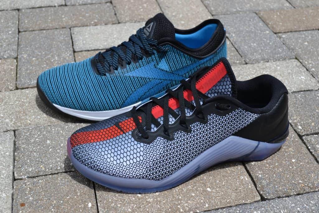 Nike Metcon 5 vs Reebok Nano 9
