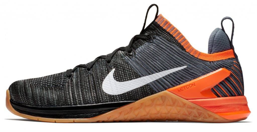 Nike Metcon DSX Flyknit 2 - in Black and hypercrimson