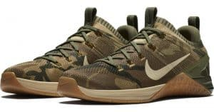 490573c57212 The updated Mens Nike Metcon DSX Flyknit 2 Training Shoe features a  breathable