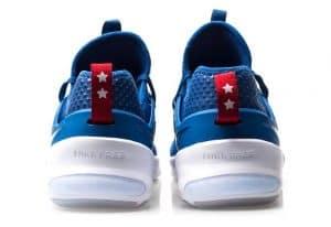 Heel of the Nike Free x Metcon