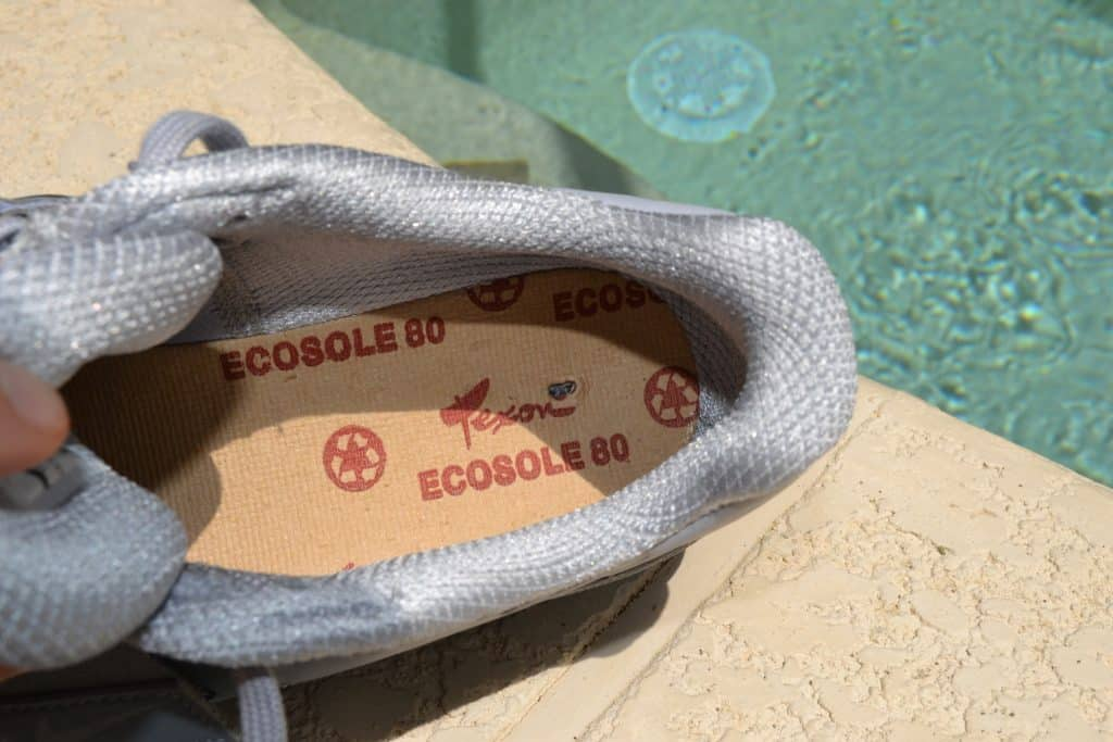 "The ""ecosole"" of the Romaleos 3 XD - it is crazy solid."