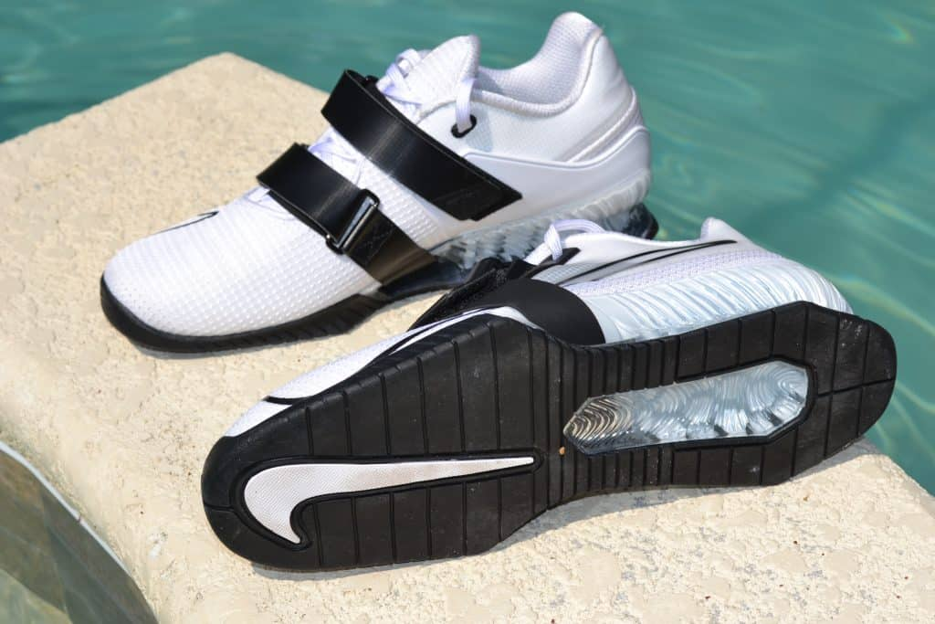 Nike Romaleos 4 - White - Outsole