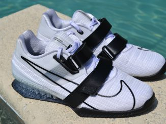 Nike Romaleos 4 Olympic Weightlifting Shoe - Hands On Review