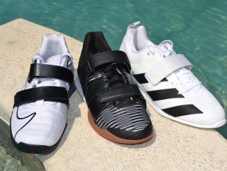 Nike Romaleos 4 versus Reebok Legacy Lifter versus Adidas Adipower 2