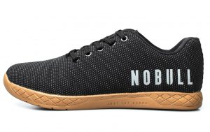 NOBULL Trainers in Black Coffee - new colorway for 2019. These are great CrossFit shoes