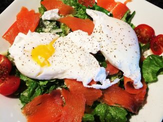 Breakfast idea that is Paleo diet friendly