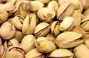 Pistachios are a great, Paleo friendly snack item