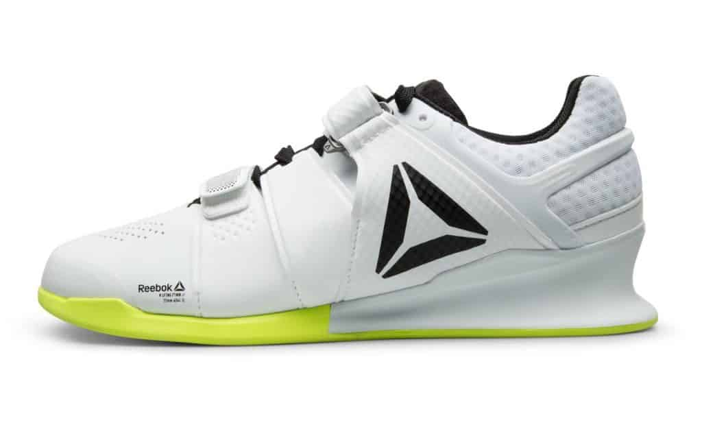 The Reebok Legacy LIfter weightlifting shoe from Reebok