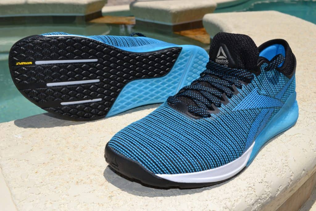 The Reebok Nano 9 is the newest version of the official CrossFit training shoe.