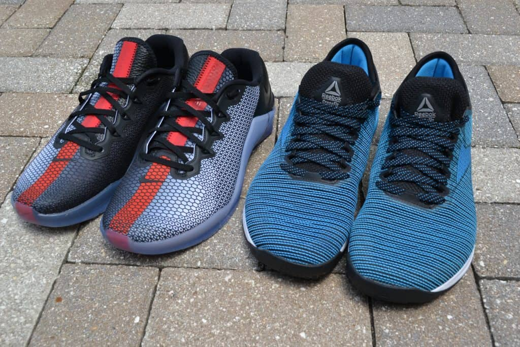 Nike Metcon 5 vs Reebok Nano 9 - which is the best CrossFit shoe for WODs in 2019?