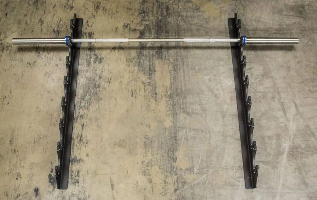 Rep Gun Rack Barbell Storage mounted