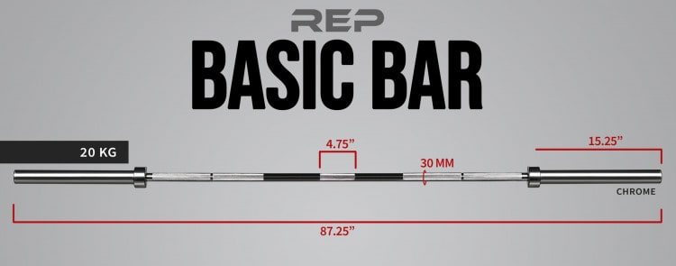 Rep Sabre Bar specifcations