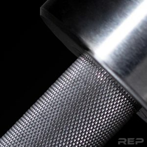 REP Deep Knurl Power Bar EX