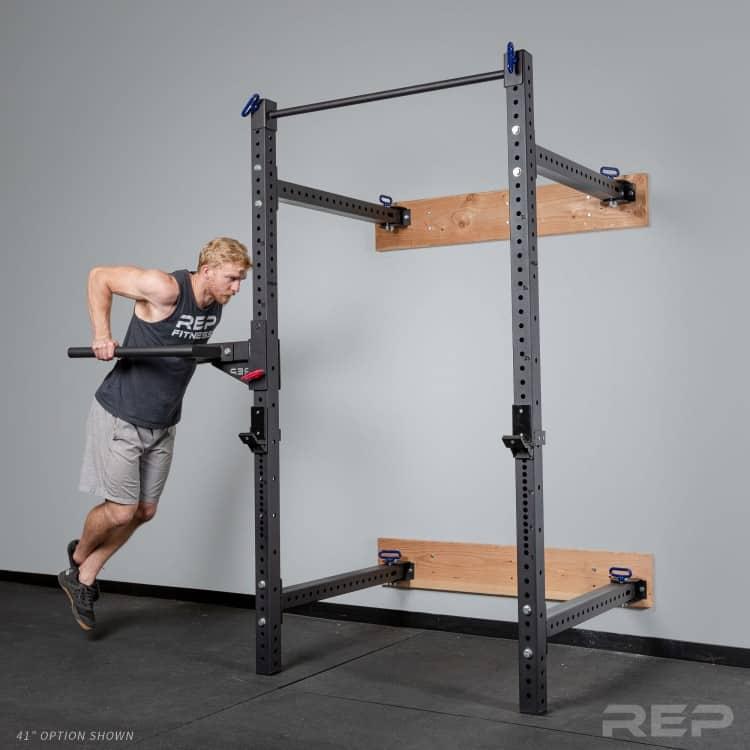 Rep Fitness PR-4100 Folding Rack