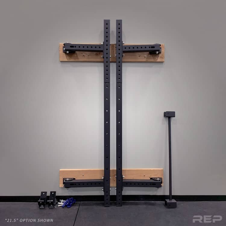 Rep Fitness PR-4100 Folding Rack
