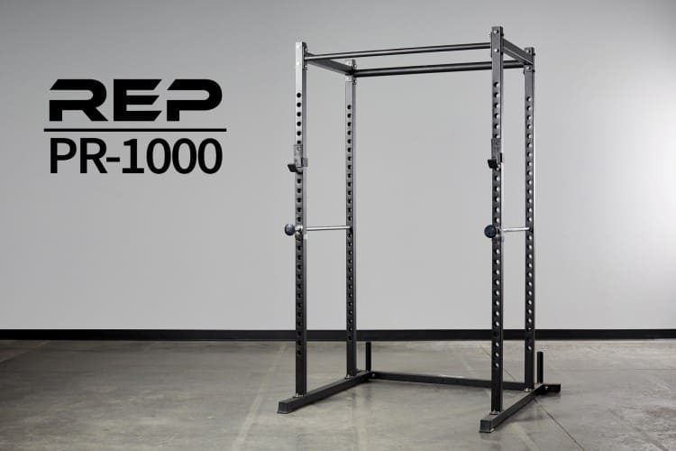 Rep Fitness PR-1000 Power Rack for the home