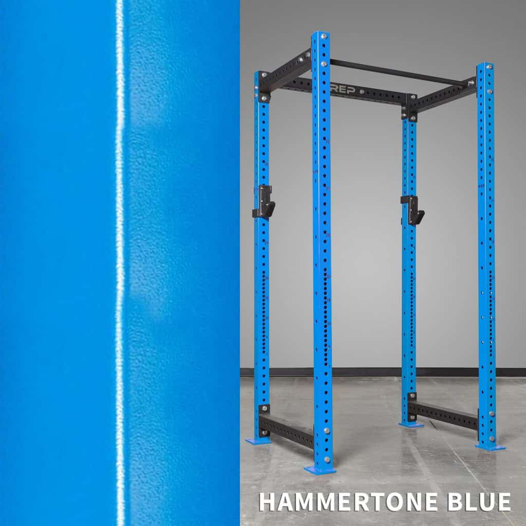 PR-4000 Power Rack in blue
