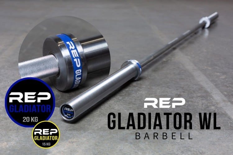 Gladiator WL Bearing Bar