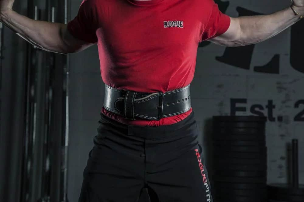 Rogue 13mm Powerlifting Belt