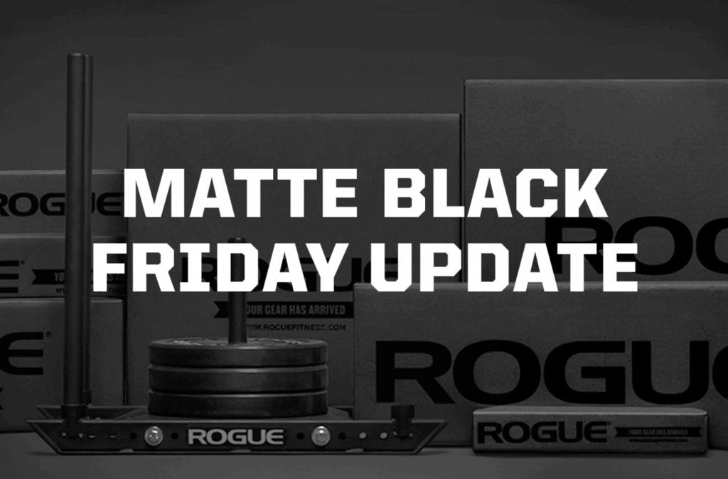 Rogue Fitness Black Friday And Cyber Monday Sale 2020 Click For Deals Now