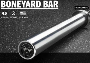 rogue boneyard bars the Ohio bar is a 28.5mm shaft diameter bar