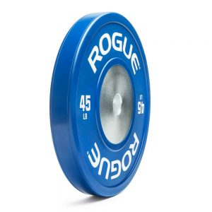 Rogue Color Training Bumper Plates in Lbs