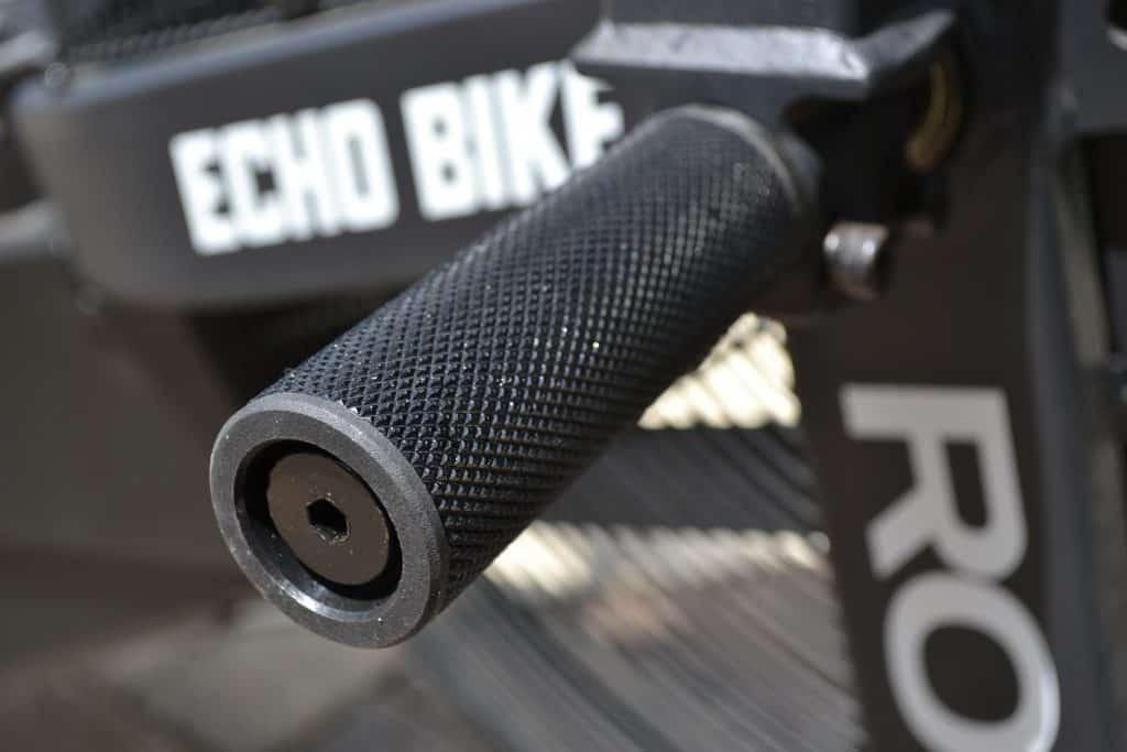 Foot Peg of the Rogue Echo Bike