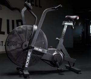 The Rogue Echo Bike combines heavy-duty steel, precision engineering, and convenient customization to forge a stronger, sturdier fan bike.  This is the Rogue Fan Bike - a great tool for metcon workouts in 2019