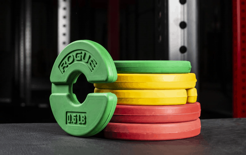 Rogue Add-On Change Plates for Kettlebells and Dumbbells