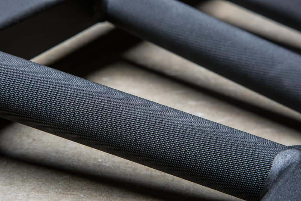 Rogue MG-3 Knurled Multi-Grip/Swiss/Football Bar