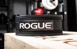Rogue Nylon Lifting Belt