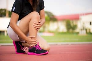 Running is fun and enjoyable - but overuse injuries can occur if you overdo it.