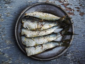 Sardines - a good source of omega-3 fatty acids