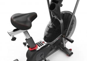 The Saddle (or seat) on the Schwinn Airdyne Pro fan bike