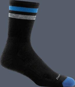 Vertex Micro Crew Ultra-Light Cushion Darn Tough - Run Sock for CrossFit WOD