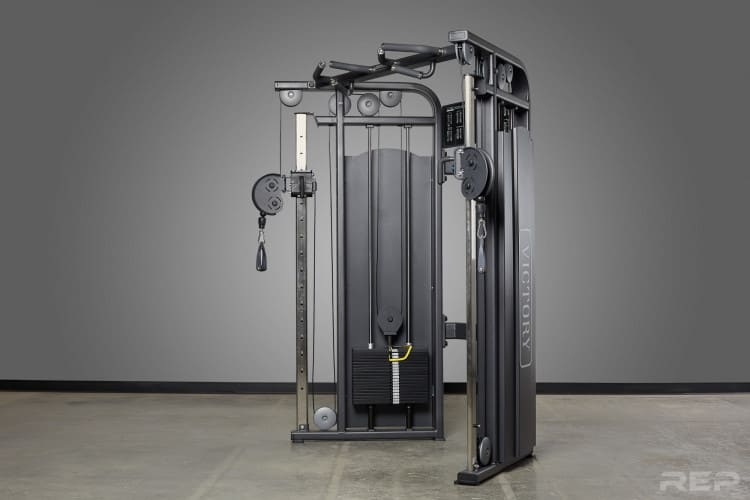 Functional trainer cable machine reviews new for