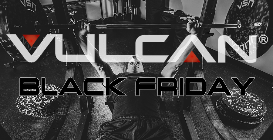 Vulcan Cyber Monday Sale Gym Equipment