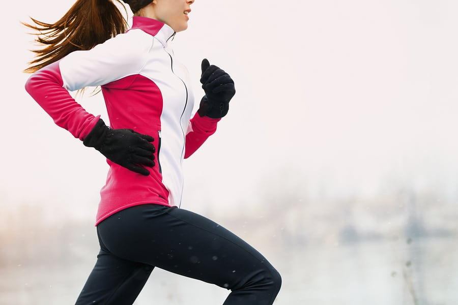 Workout in winter? dress warm and follow these tips