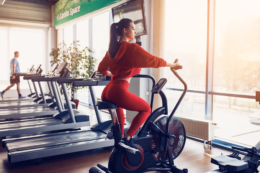 Air Bikes can be used for LISS - Low Intensity Steady State exercise, but HIIT is where they shine.